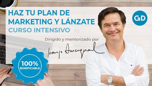 Curso Plan de marketing con Juanjo Amengual