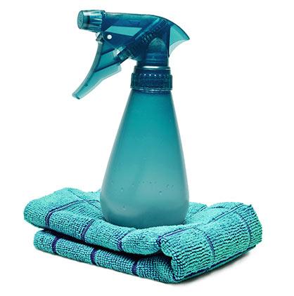 Utensilios de limpieza y desinfección